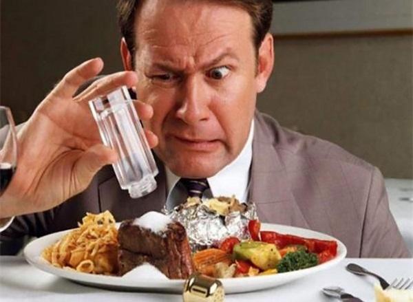 Ăn nhạt sẽ giúp cho bạn sống khỏe hơn mỗi ngày