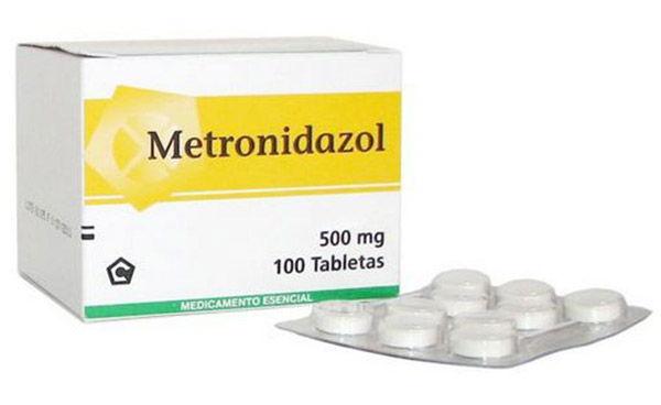 Tác dụng và cách dùng của thuốc đi ngoài Metronidazol