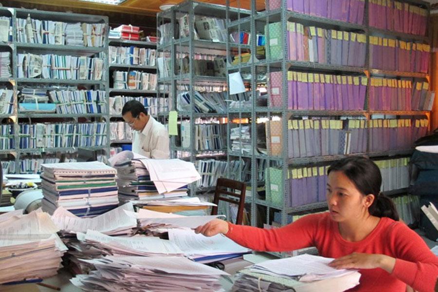 Những điều cần biết về ngành văn thư hành chính