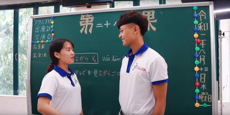 Khóa học Tiếng Trung online tại Trường Cao đẳng Ngoại ngữ và Công nghệ Việt Nam