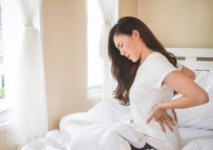 Đau lưng mang thai như thế nào
