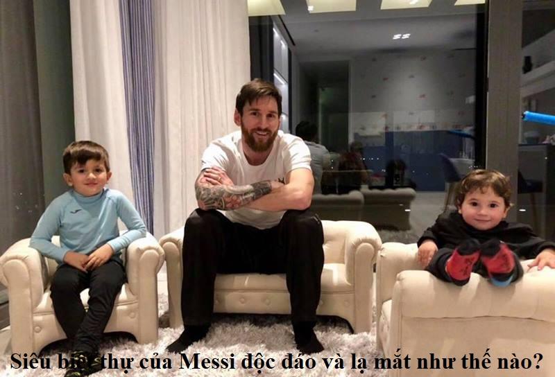 Siêu biệt thự của Messi độc đáo và lạ mắt như thế nào?