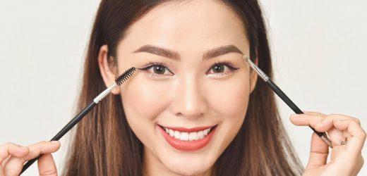 Hướng dẫn cách chọn dáng lông mày phù hợp với khuôn mặt